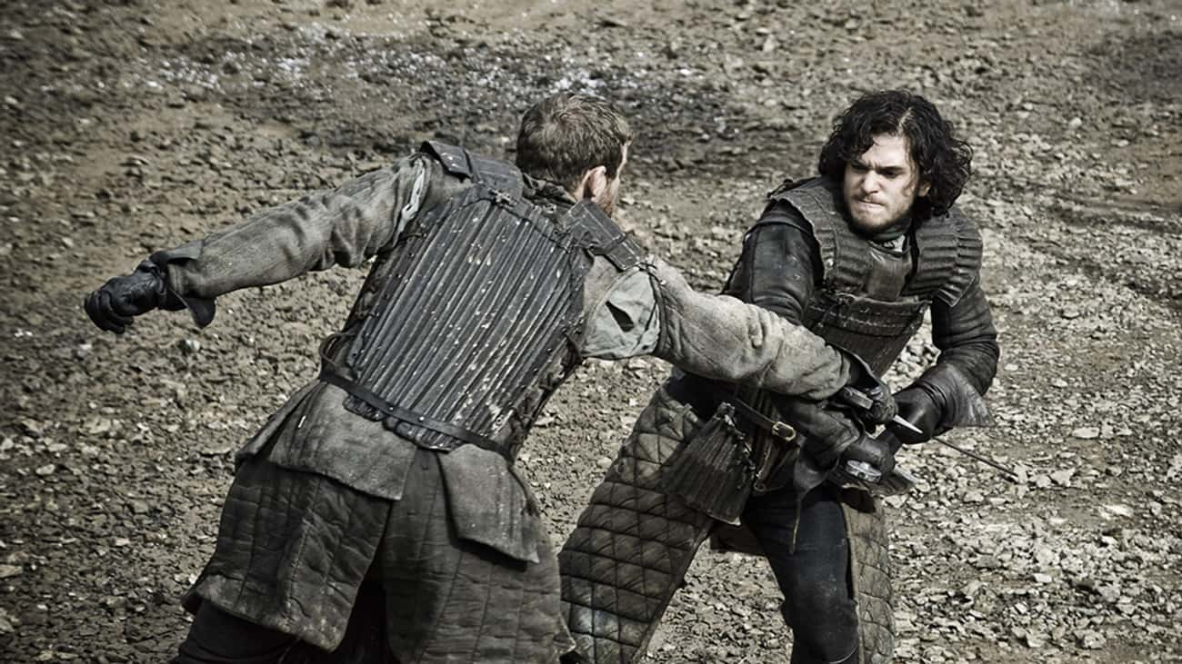 """Episode 3 """"Lord Snow"""" is listed (or ranked) 3 on the list 'Game Of Thrones' Season 1 Recap"""