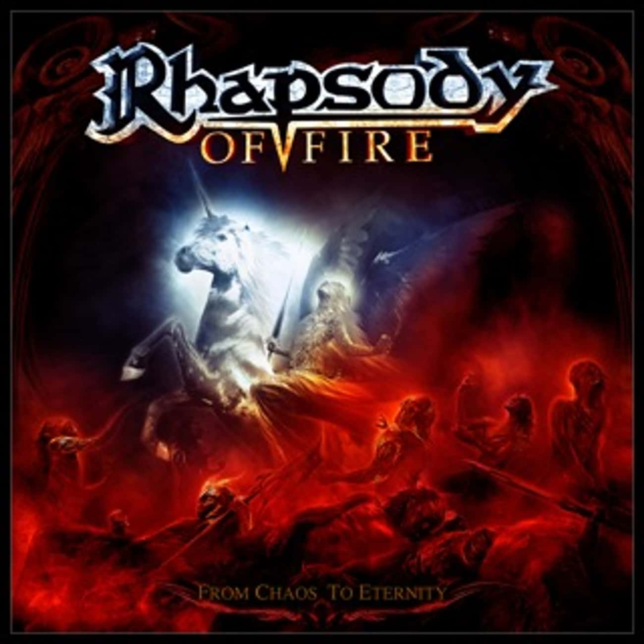 From Chaos to Eternity is listed (or ranked) 2 on the list The Best Rhapsody Of Fire Albums of All Time