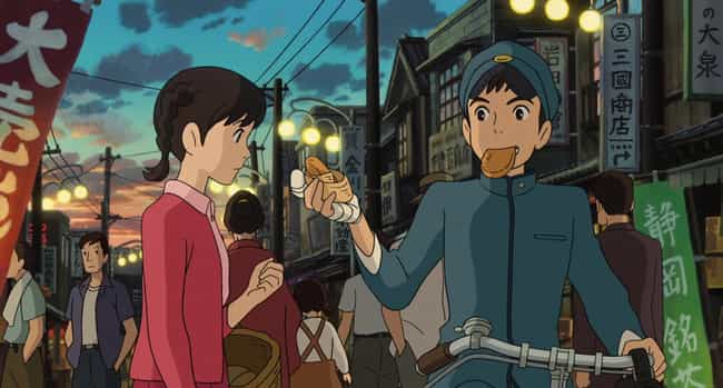 From up on Poppy Hill is listed (or ranked) 2 on the list 11 Great Studio Ghibli Films Not Directed By Hayao Miyazaki