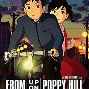 From up on Poppy Hill is listed (or ranked) 24 on the list The Best Anime Like Kids on the Slope