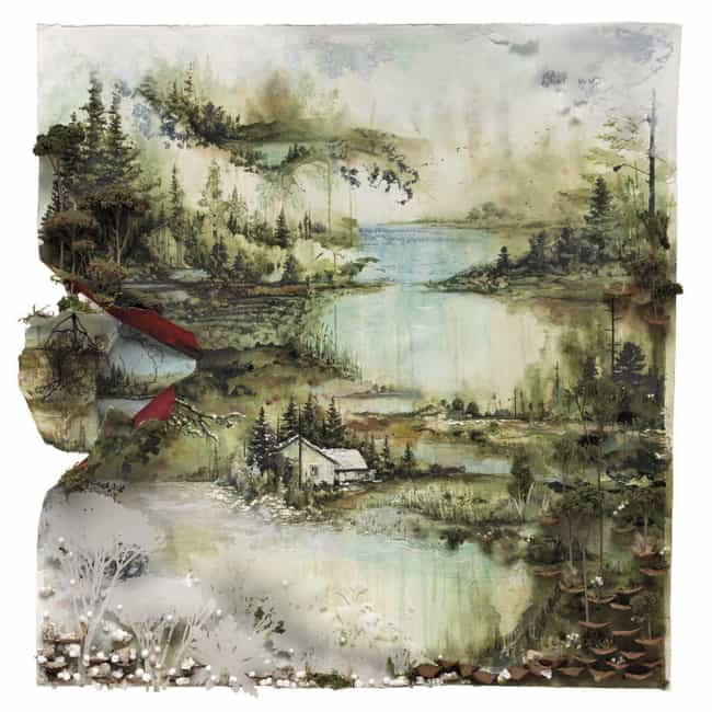 Bon Iver, Bon Iver is listed (or ranked) 1 on the list The Best Bon Iver Albums, Ranked