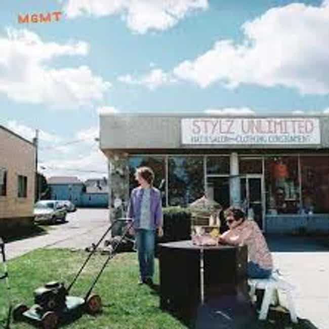 MGMT is listed (or ranked) 4 on the list The Best MGMT Albums of All Time