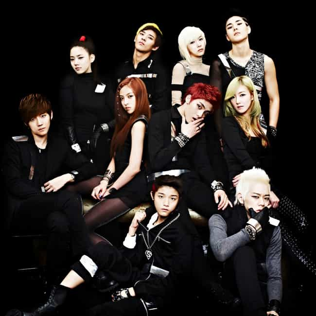 Coed School is listed (or ranked) 4 on the list The Best K-pop Coed Groups Of All-Time