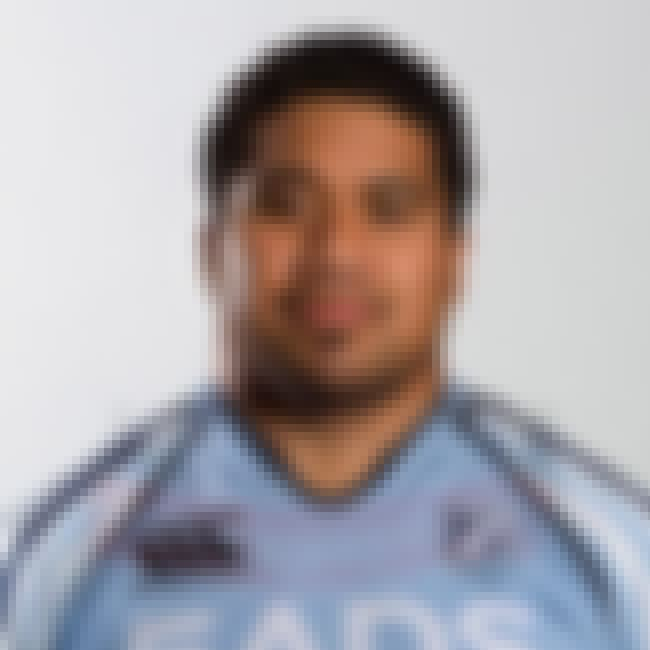 Campese Ma'afu is listed (or ranked) 3 on the list Famous Rugby Players from Fiji