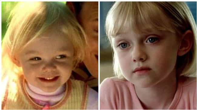 Lucy Diamond Dawson is listed (or ranked) 2 on the list Actors Who Played the Same Character at Different Ages