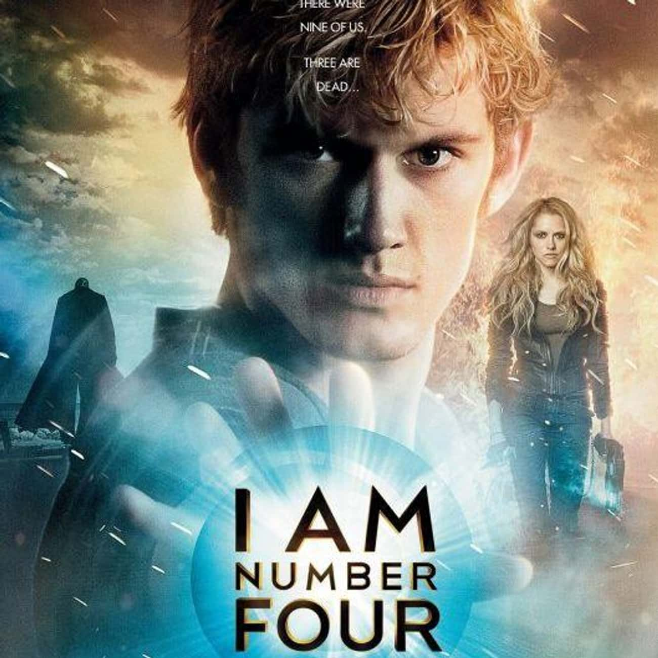 I Am Number Four is listed (or ranked) 3 on the list What to Watch If You Love The Hunger Games