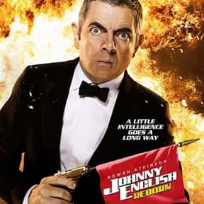Johnny English Reborn is listed (or ranked) 3 on the list The Best Rowan Atkinson Movies