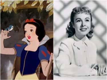 Snow White: Based On Dancer Marge Champion