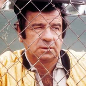Coach Morris Buttermaker is listed (or ranked) 10 on the list The Greatest Baseball Player Characters in Film
