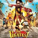 The Pirates! In an Adventure w... is listed (or ranked) 42 on the list The Best Salma Hayek Movies
