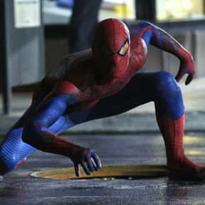 The Amazing Spider-Man is listed (or ranked) 21 on the list Movies That Have Spiders In Them