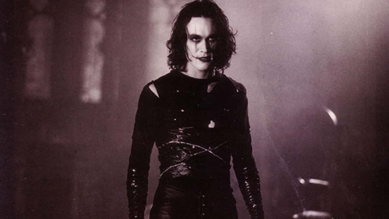 Aries (March 21 - April 19): Eric Draven From 'The Crow'