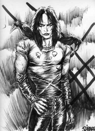Eric Draven ('The Crow')