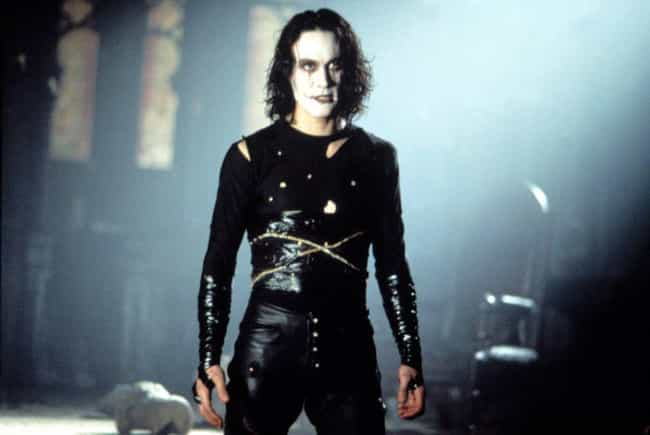 Eric Draven is listed (or ranked) 4 on the list The Most Memorable Goth Characters From Movies