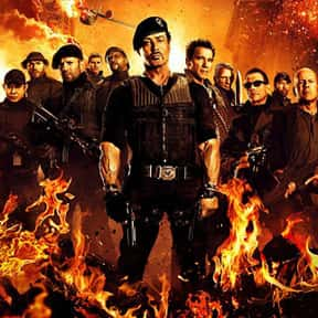 The Expendables 2 is listed (or ranked) 25 on the list The Best Bruce Willis Movies