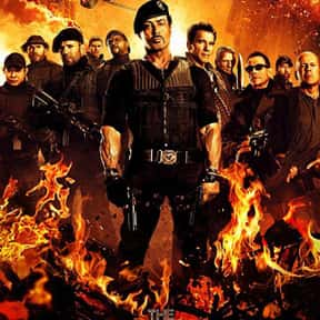 The Expendables 2 is listed (or ranked) 7 on the list The Best Jason Statham Movies of All Time, Ranked