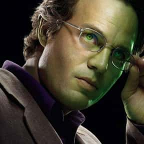 Bruce Banner is listed (or ranked) 24 on the list The Best Characters In The Marvel Cinematic Universe