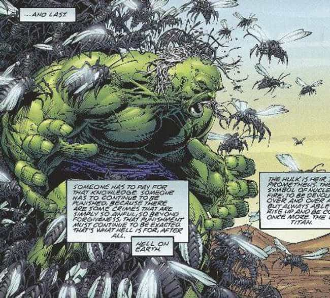 Bruce Banner is listed (or ranked) 3 on the list Every Fictional 'Last Person On Earth' Ranked By How Much You'd Want To Be Stuck With Them