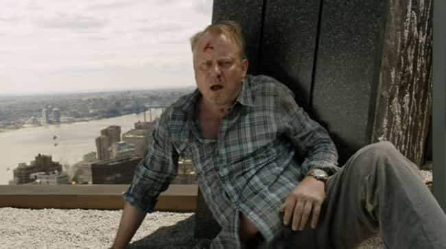 Professor Erik Selvig is listed (or ranked) 4 on the list The Dirtiest Characters In The MCU