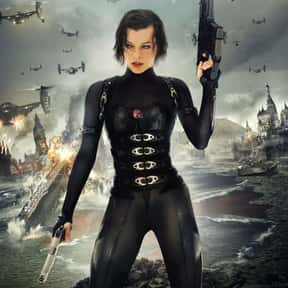 Resident Evil: Retribution is listed (or ranked) 24 on the list The Best Video Game Movies