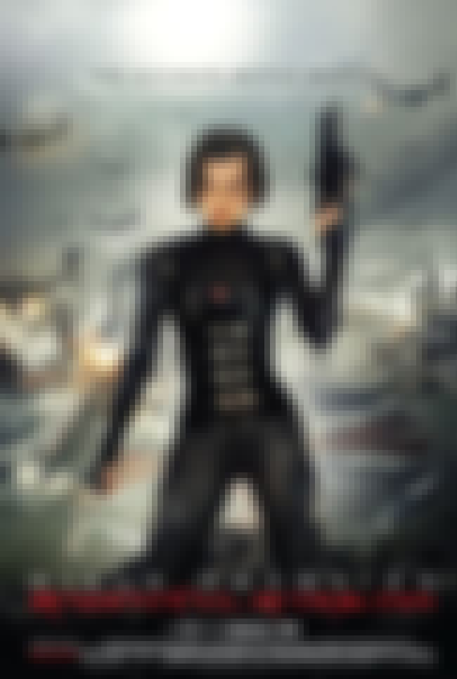 Resident Evil: Retribution is listed (or ranked) 4 on the list Every Resident Evil Movie, Ranked Best to Worst