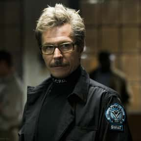 Jim Gordon is listed (or ranked) 6 on the list The Greatest Fictional Bosses