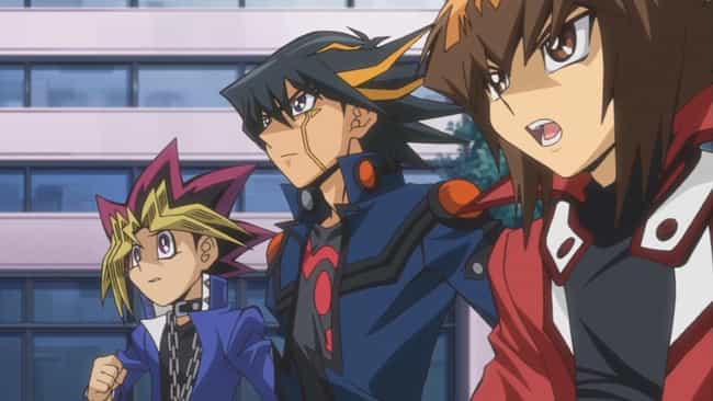 Yu-Gi-Oh!: Bonds Beyond Time is listed (or ranked) 4 on the list The 13 Best Crossover Anime of All Time
