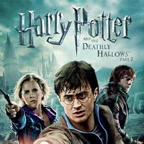 Harry Potter and the Deathly H is listed (or ranked) 24 on the list The Best Rainy Day Movies