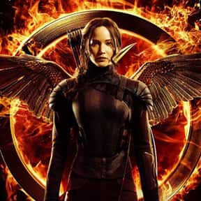 The Hunger Games: Mockingjay,  is listed (or ranked) 25 on the list The Best Sci-Fi Movies Based on Books