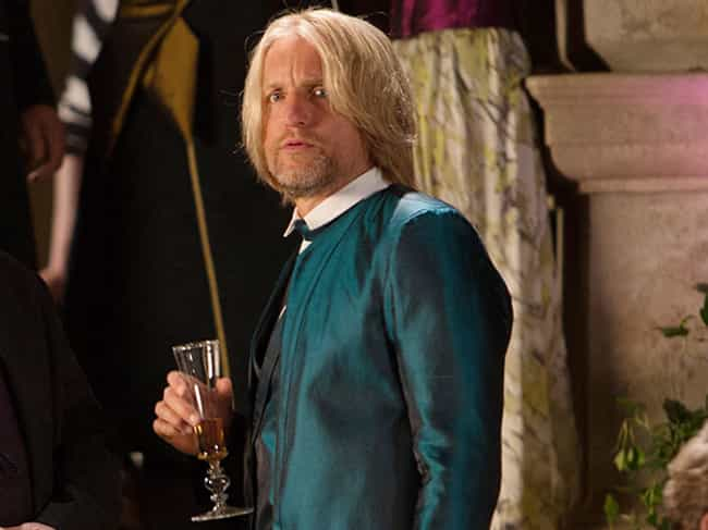 Image result for haymitch abernathy alcohol