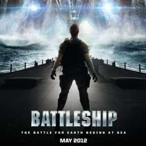 Battleship is listed (or ranked) 2 on the list Famous Movies Filmed in Baton Rouge