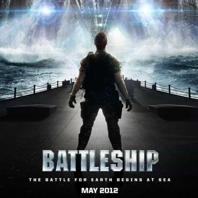 Battleship is listed (or ranked) 2 on the list The Best Taylor Kitsch Movies
