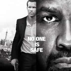 Safe House is listed (or ranked) 18 on the list The Best Denzel Washington Movies