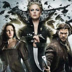 Snow White and the Huntsman is listed (or ranked) 4 on the list The Best Charlize Theron Movies of All Time, Ranked