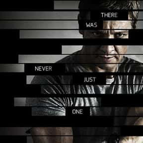 The Bourne Legacy is listed (or ranked) 23 on the list The Best Spy Movies