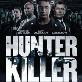 Hunter Killer is listed (or ranked) 17 on the list The Best Thriller Movies with a Kidnapping