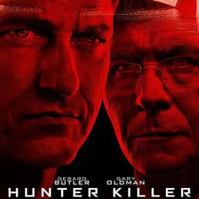 Hunter Killer is listed (or ranked) 25 on the list The Best Movies About Navy Seals