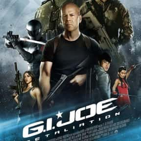 G.I. Joe: Retaliation is listed (or ranked) 21 on the list The 25+ Best Dwayne Johnson Movies, Ranked