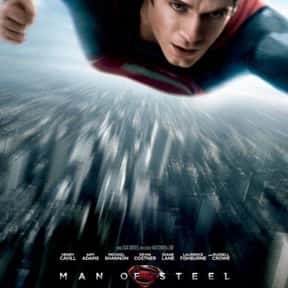 Man of Steel is listed (or ranked) 21 on the list Great Movies So Patriotic, They Are Basically American Propaganda