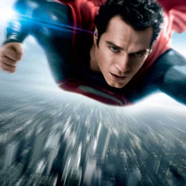 Man of Steel is listed (or ranked) 4 on the list The Best Movies In The DC Extended Universe
