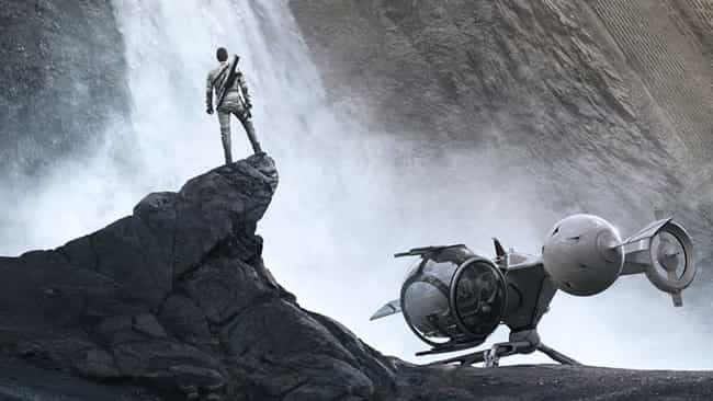 Oblivion is listed (or ranked) 4 on the list Underrated Sci-Fi Movies Set In A Lawless Post-Apocalyptic Frontier