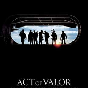 Act of Valor is listed (or ranked) 3 on the list The Best Movies About Navy Seals