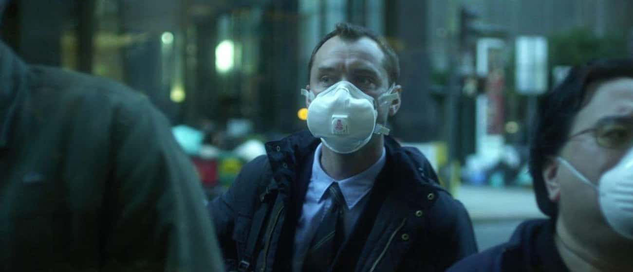 'Contagion': Novel Virus Pande is listed (or ranked) 1 on the list Movies That Were Eerily Ahead Of Their Time