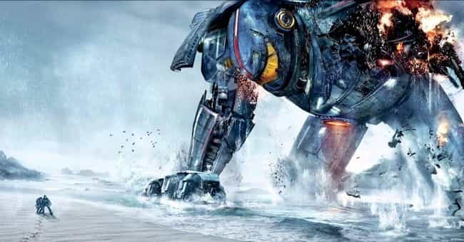 Pacific Rim is listed (or ranked) 3 on the list What The Year 2020 Should Look Like, According To Science Fiction