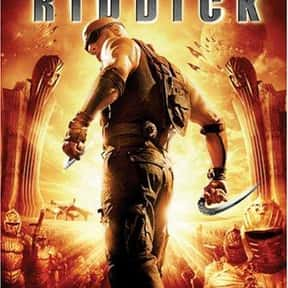 Riddick is listed (or ranked) 9 on the list The Greatest Guilty Pleasure Sci-Fi Movies