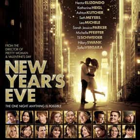 New Year's Eve is listed (or ranked) 12 on the list The Best Zac Efron Movies