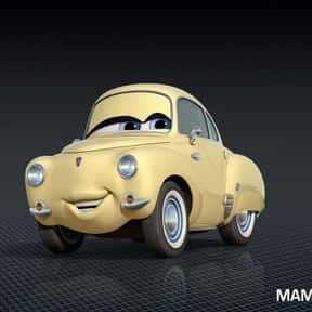 The Queen is listed (or ranked) 8 on the list List of Cars 2 Characters