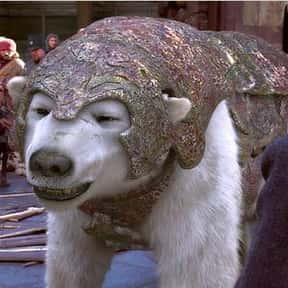 Iorek Byrnison is listed (or ranked) 2 on the list The Best Fictional Polar Bears of All Time