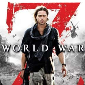 World War Z is listed (or ranked) 16 on the list The Best Brad Pitt Movies