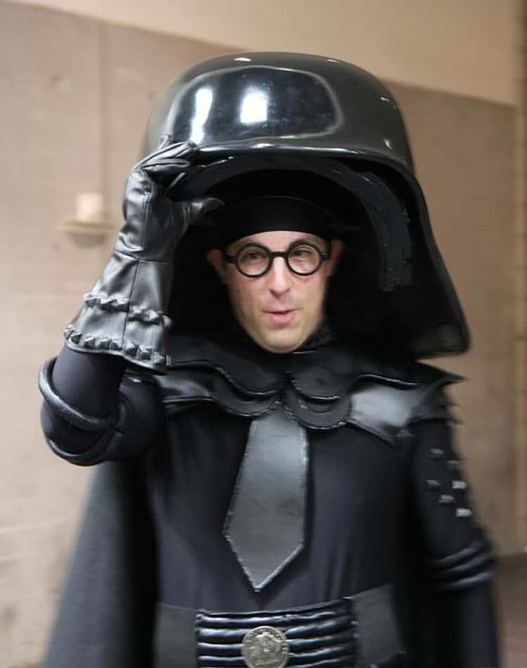 Dark Helmet